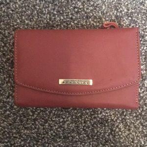Women's Kenneth Cole leather  wallet